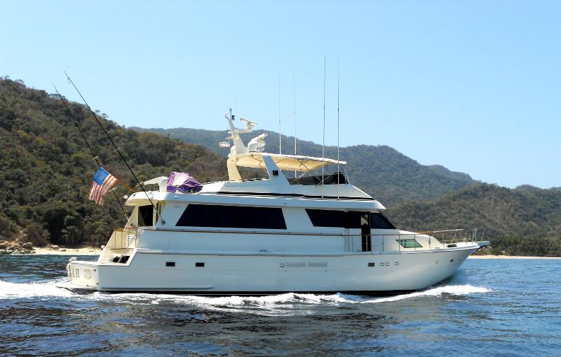 70 ft hatteras yacht for up to 35 people for fishing or for Hatteras fishing charters